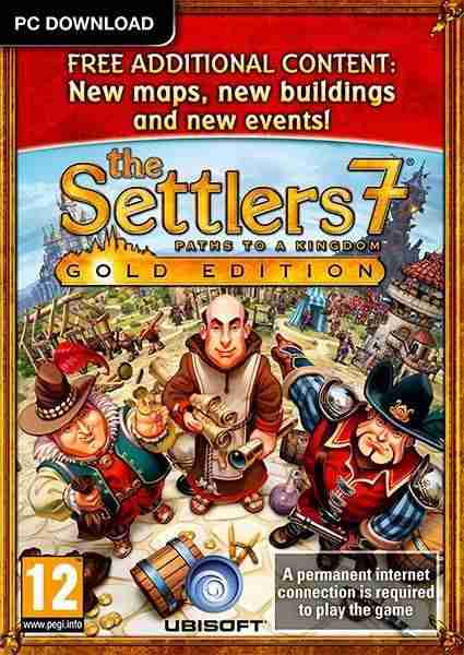 Descargar The Settlers 7 Paths To A Kingdom Deluxe Gold Edition [MULTI5][TiNYiSO] por Torrent